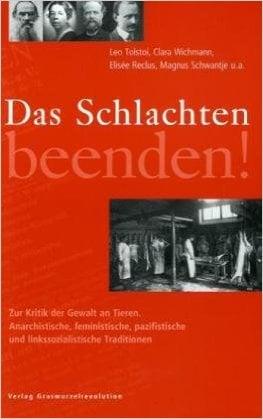 Cover: Das Schlachten beenden!
