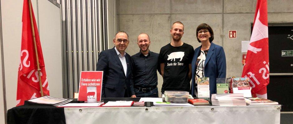 Eindrücke vom SPD-Bundesparteitag 2019