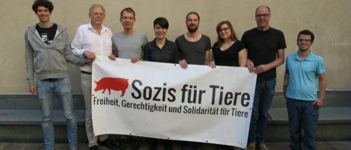 """""""Tierleid reduzieren!"""" - Sozialdemokratische Tierschützer*innen organisieren sich"""