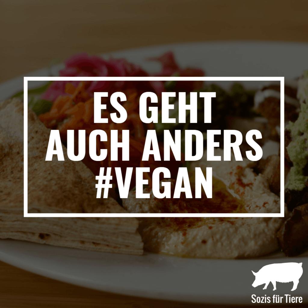 Es geht auch anders #Vegan