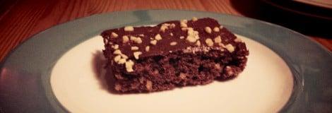 Yasemins vegane Brownies aus Mittelfranken