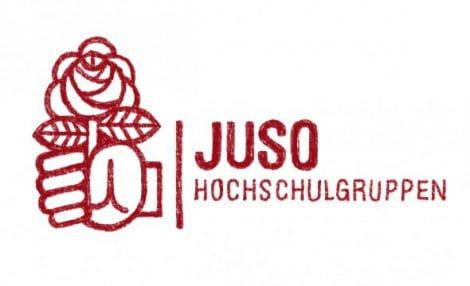 Logo: Juso-Hochschulgruppen